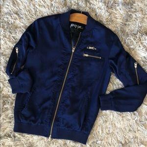 Nasty Gal lightweight Bomber jacket